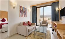 Ramada Resort by Wyndham Dead Sea Room - Deluxe Suite