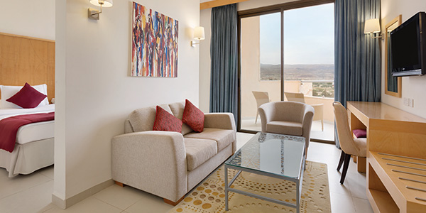 Ramada Resort Dead Sea Deluxe Suite