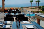 Elements Restaurant at Ramada Resort Dead Sea