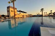 Poolside Escape at Ramada Resort Dead Sea